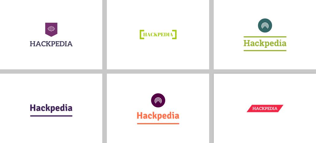 Hackpedia Logos